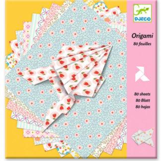 Origami papíry - romantické