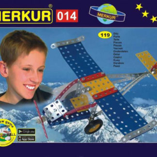Merkur - Letadlo - 119 ks