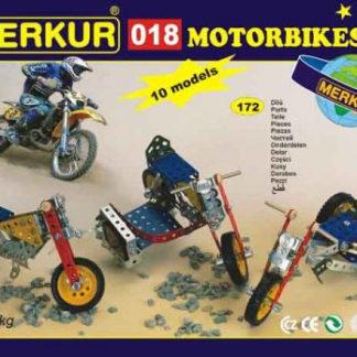 Merkur - Motocykly - 172 ks