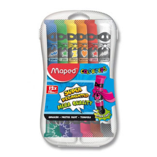 Maped Color's Peps Temperové barvy