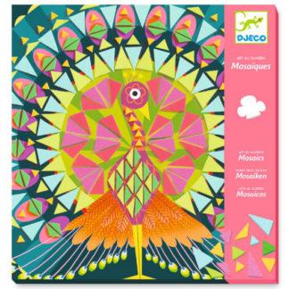 Mozaika - Páv Coco