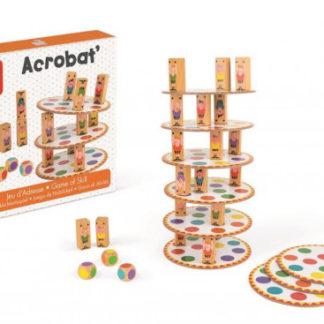 Akrobat - společenská hra