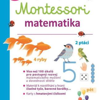 Můj velký sešit Montessori matematika