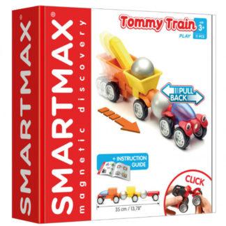 SmartMax - vláček Tommy - sleva 15% -promáčklý obal