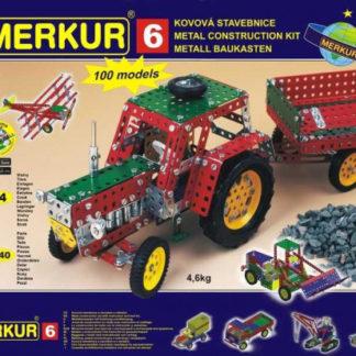 Merkur - Velký set 6 - 940 ks