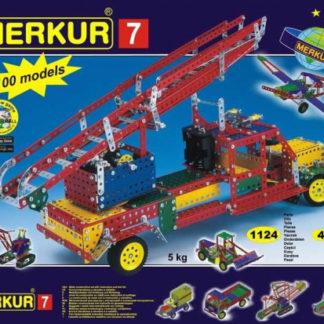 Merkur - Velký set 7 - 1124 ks