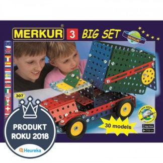 Merkur - Velký set 3 - 307 ks