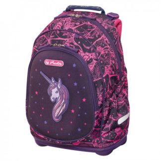 Školní batoh Herlitz Bliss - Jednorožec
