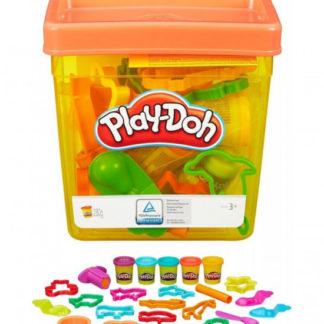 Play-Doh - Velký box s modelínou a vykrajovátky