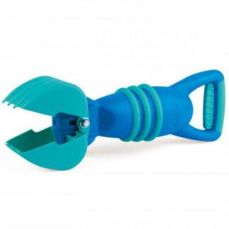 Naběrač písku modrý - hračka na písek