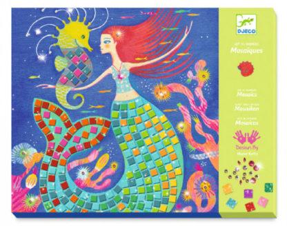 Mozaika - píseň mořské panny