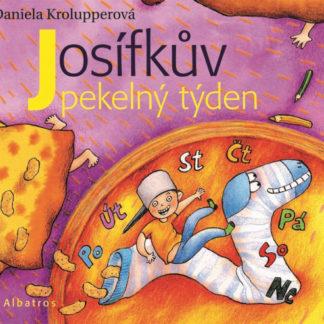 Josífkův pekelný týden - audiokniha na CD