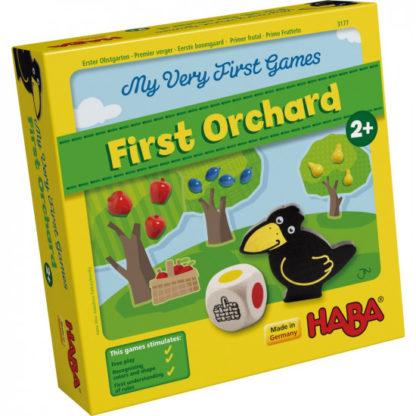 Ovocný sad - moje první hra
