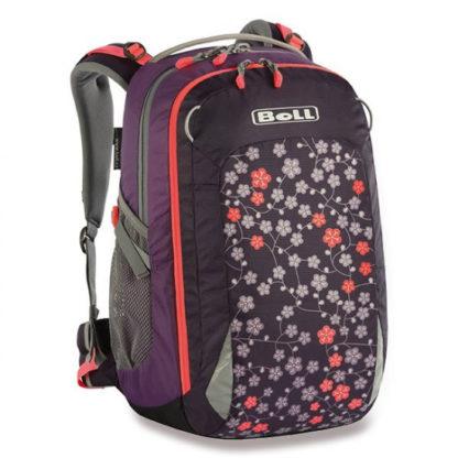 Školní batoh Boll Smart Artwork Collection 22 l (2019) květy/Purple