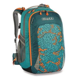 Školní batoh Boll Smart Artwork Collection 22 l (2019) Ryby/Teal