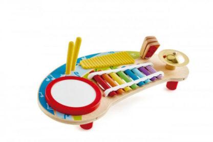 Multifunkční xylofon s bubínkem