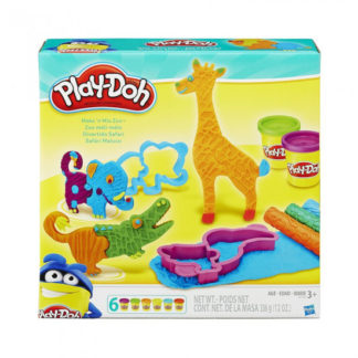 Play-Doh - Mix Zoo