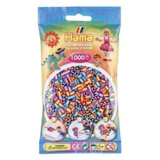 Hama Midi - korálky duhové mix 1000 ks