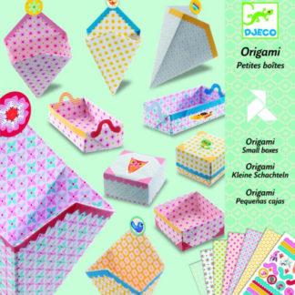 Origami - krabičky