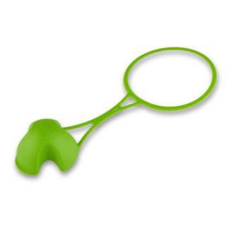 Krytka Floppy na zdravou lahev - zelená
