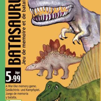 Batasaurus - karetní hra