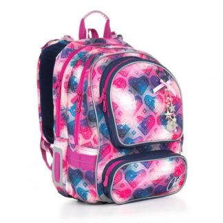Školní batoh Topgal  - CHI 869 H - Pink