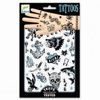 Tetování - Temné síly