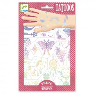 Tetování - talismany