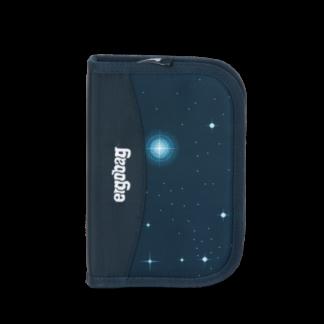 Školní penál Ergobag - Galaxy modrý