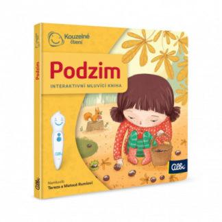 Kouzelné čtení - Minikniha pro nejmenší - Podzim
