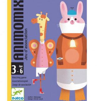 Animomix - karetní hra