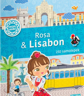 Rosa & Lisabon - Město plné samolepek