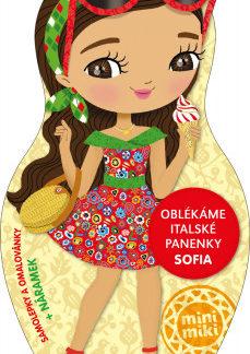 Oblékáme italské panenky Sofia