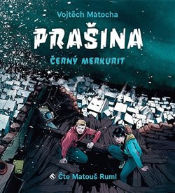 Prašina - Černý merkurit - audiokniha na CD