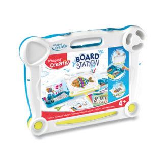 Sada Maped Creativ - Board Station Výtvarný kufřík na cesty