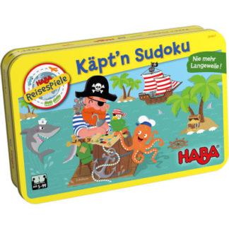 Kapitán Sudoku - magnetická cestovní hra