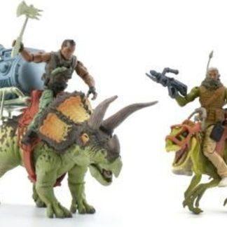 WIKY The CORPS! Vojáci s dinosaury set