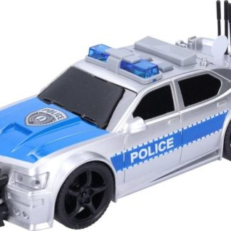 Wiky Vehicles Auto policejní 19 cm s efekty