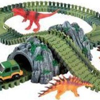 WIKY Dráha s dinosaury