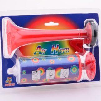 Vzduchová trumpetka s ruční pumpičkou