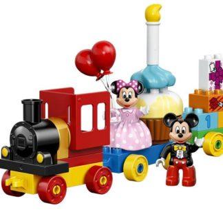LEGO® DUPLO® 10597 Přehlídka k narozeninám Mickeyho a Minnie