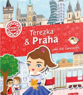 Terezka & Praha - Město plné samolepek