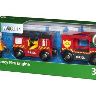 Záchranný hasičský vůz