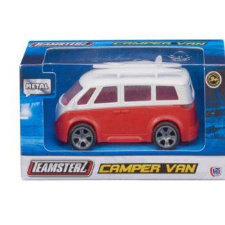 Teamsterz camper van