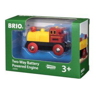 dřevěný Obousměrná lokomotiva na baterie