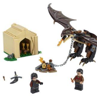 Lego Harry Potter TM Maďarský trnoocasý drak: Turnaj tří kou