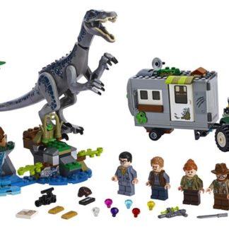 Lego Jurassic World Setkání s Baryonyxem: Hon za pokladem