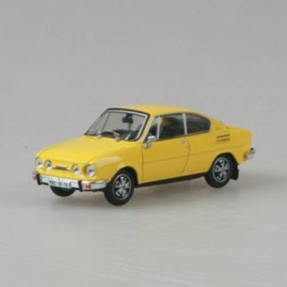 Škoda 110R Coupé (1978) 1:43 Solar Yellow