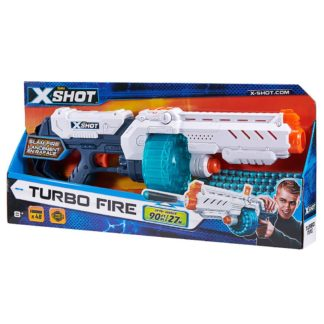 X-SHOT - Turbo Fire pistole s 48 náboji