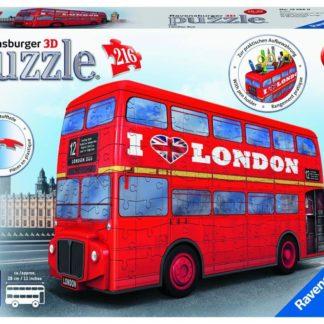 Puzzle Londýnský autobus 216 dílků